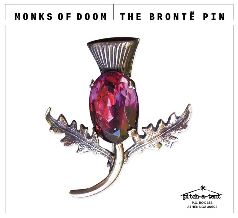The Brönte Pin - Monks of Doom